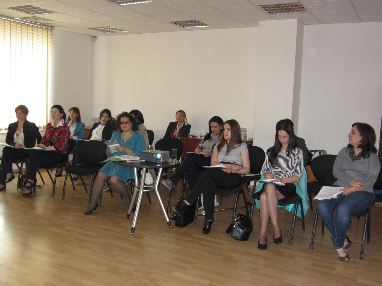 Master Class for the Recruiters from Ilgiz Valinurov