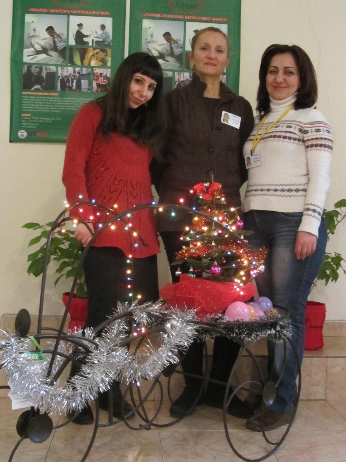 Շնորհավ՛որ գալիք Ամանոր և Սուրբ Ծնունդ