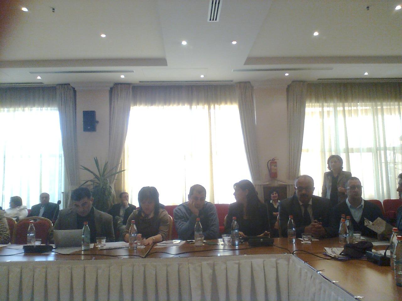 Կլոր սեղան քննարկում` Գործատու-զբաղվածության պետական ծառայություն /ԶՊԾ/
