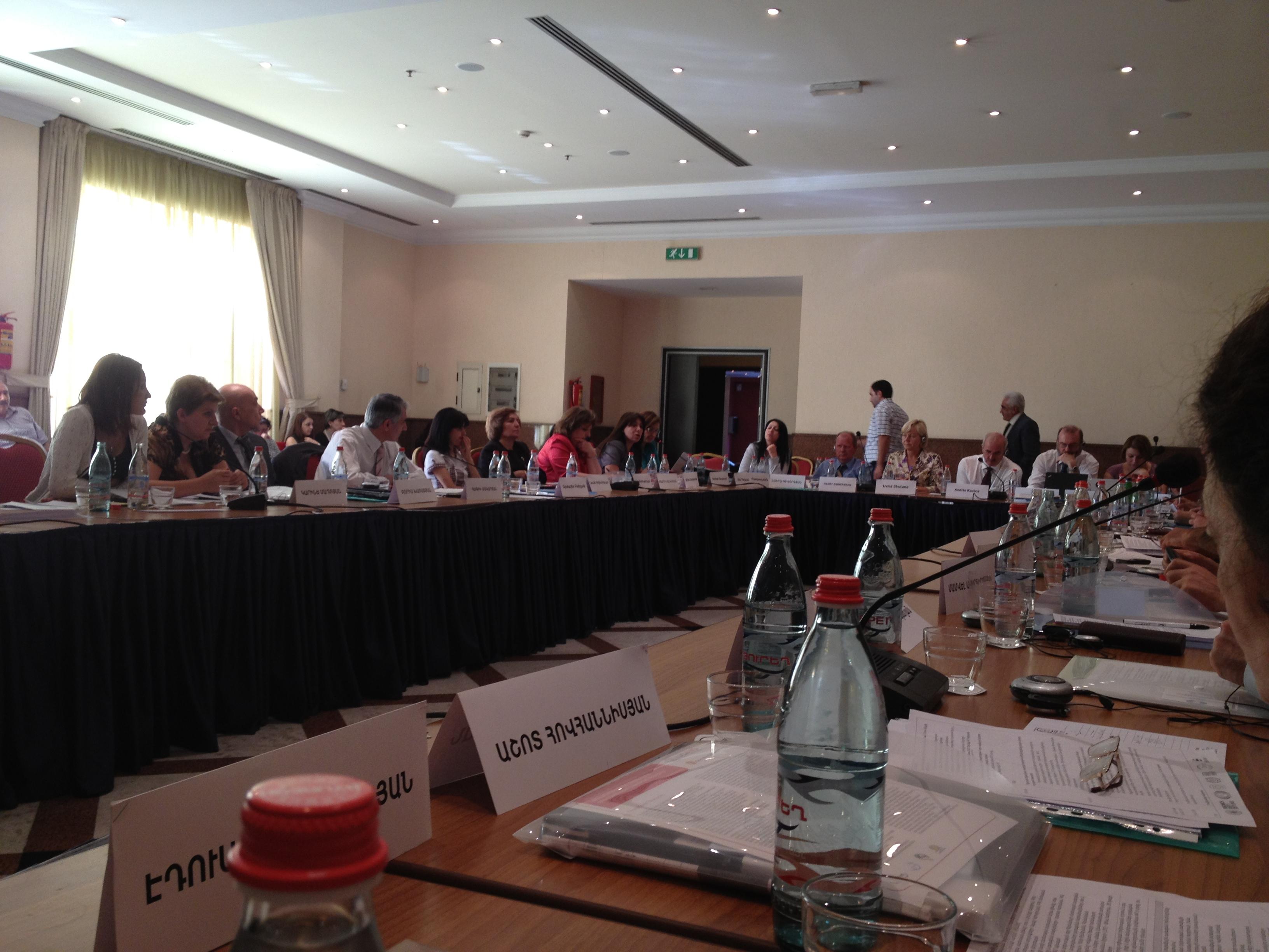 Սոցիալական գործընկերության 3-րդ ազգային կոնֆերանս