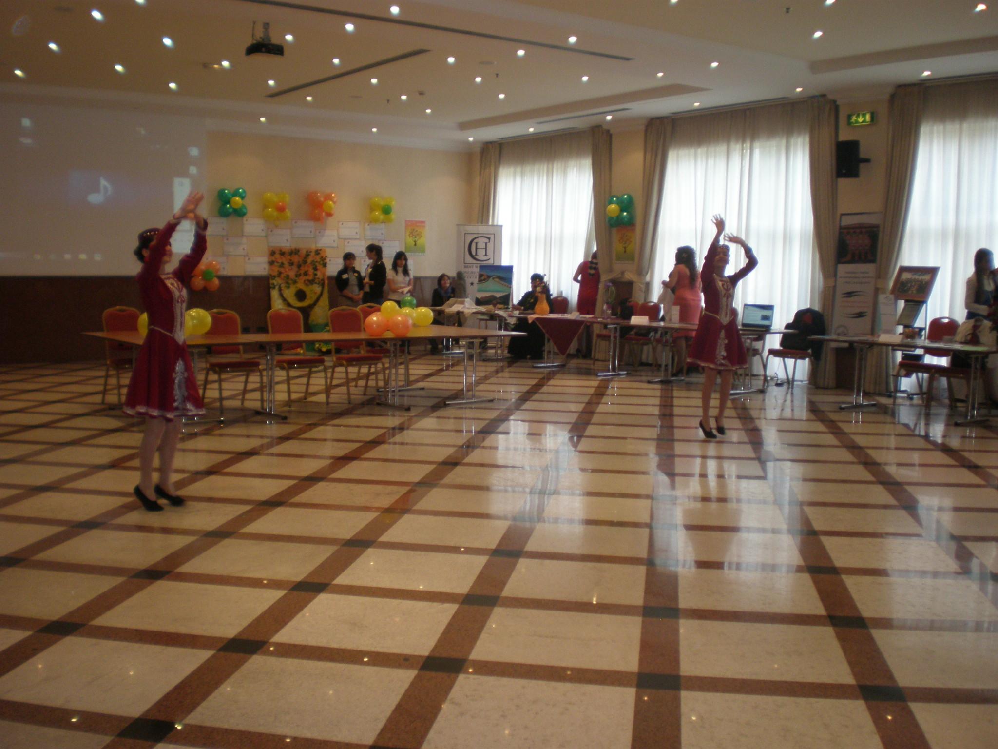 Մեծահասակների կրթության շաբաթ Հայաստանում -2011