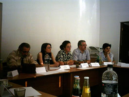 Конференция «Образование взрослых и обучение на протяжении всей жизни в Республике Армения. Перспективы развития»